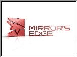 Logo, Mirrors Edge